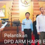 ARM HA IPB Lantik ARM HA IPB DPD Banten