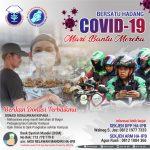 ARM HA IPB Galang donasi untuk mahasiswa, pedagang dan Ojol