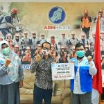 Alumni Fakultas Kehutanan IPB Salurkan Donasi Rp 31,41 juta Gempa Sulbar melalui ARM