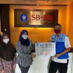 Gugah Solidaritas Civitas Academica, SB-IPB Galang Dana Rp 20 juta untuk Sulbar dan Kalsel