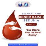 Donor Darah, Menjaga Kesehatan Diri Sendiri dan Orang Lain